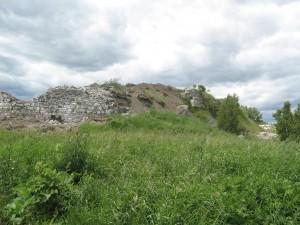 Fort No 3 démolition 22-23juin16 002