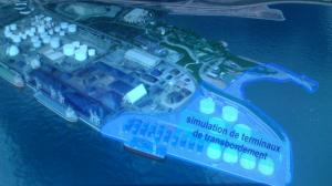 port qc extension maquette