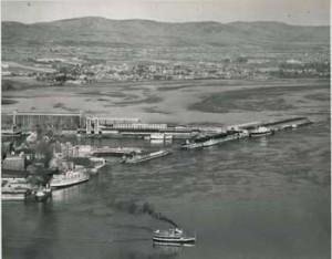 Bassin-Louise-Baie-de-Beauport-1950-LIDA MOSER bANq